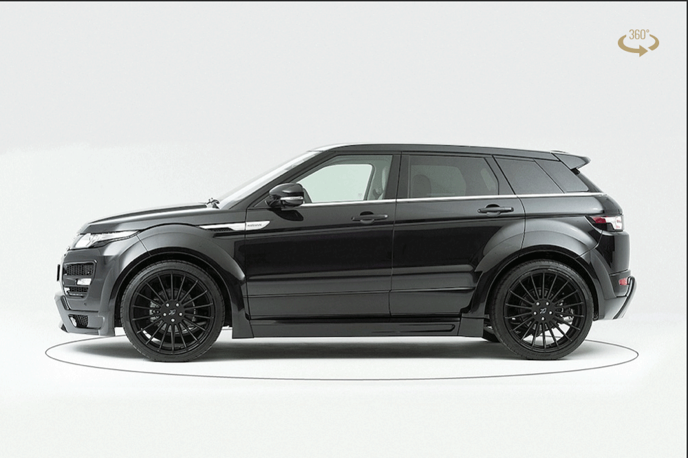 EVOQUE 5 deurs Widebody