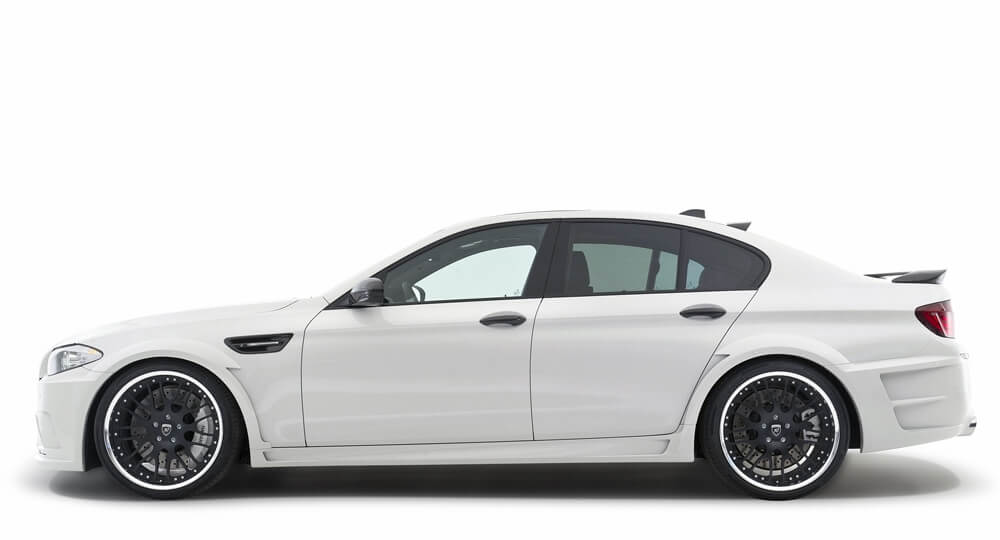 WIDEBODYKIT I VOOR BMW M5 F10