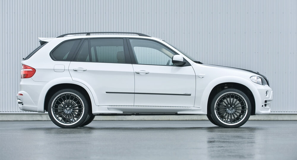 FLASH VOOR BMW X5 E70