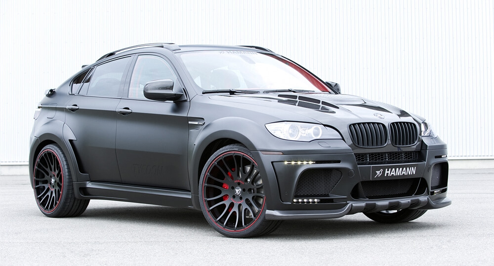 TYCOON M VOOR BMW X6M E71